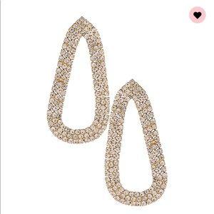 Earrings from Revolve!
